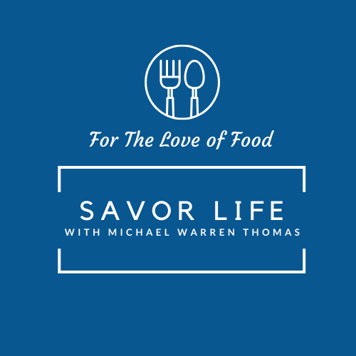 For The Love Of Food Podcast in Rochester, New York
